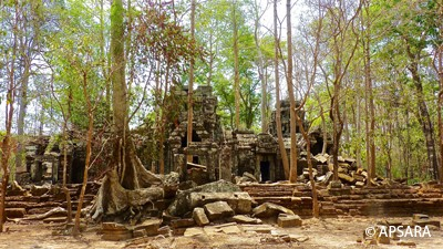 Sras Srang – Banteay Kdei – Ta Prohm – Ta Nei – Chapel Hospital at the East of Angkor Thom – Prasat Prei Prasat – Banteay Thom
