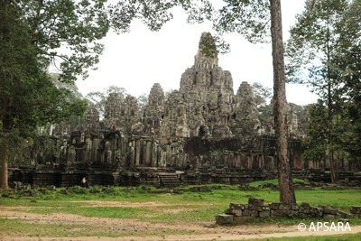 Bayon – Terrace of Elephants – Terrace of Leper King – Preah Khan – Prasat Prei – Banteay Prei –  Krol Ko – Neak Pean
