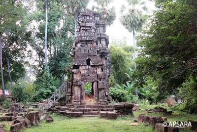 Ta Prohm Kel – South Gate of Angkor Thom City – Prasat Chrung (SW) – Prasat Chrung (SE) – Tonle Sgnuot – Ta Som – North Gate of Angkor Thom City