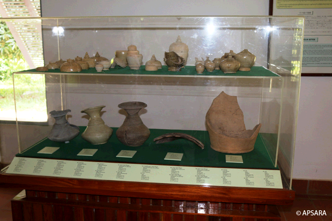 Angkor Ceramic Museum at Tani – image3