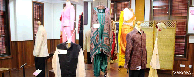 Asian traditional textiles museum- image5