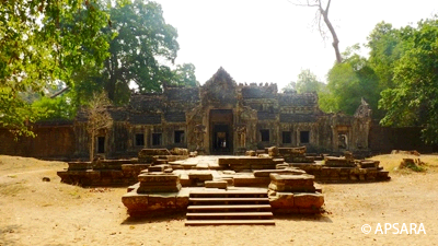 Preah Khan – Nothern Baray – Nursery – Spean Yorl – Ta Nei – Ta Prohm – Rohal village – Sras Srang