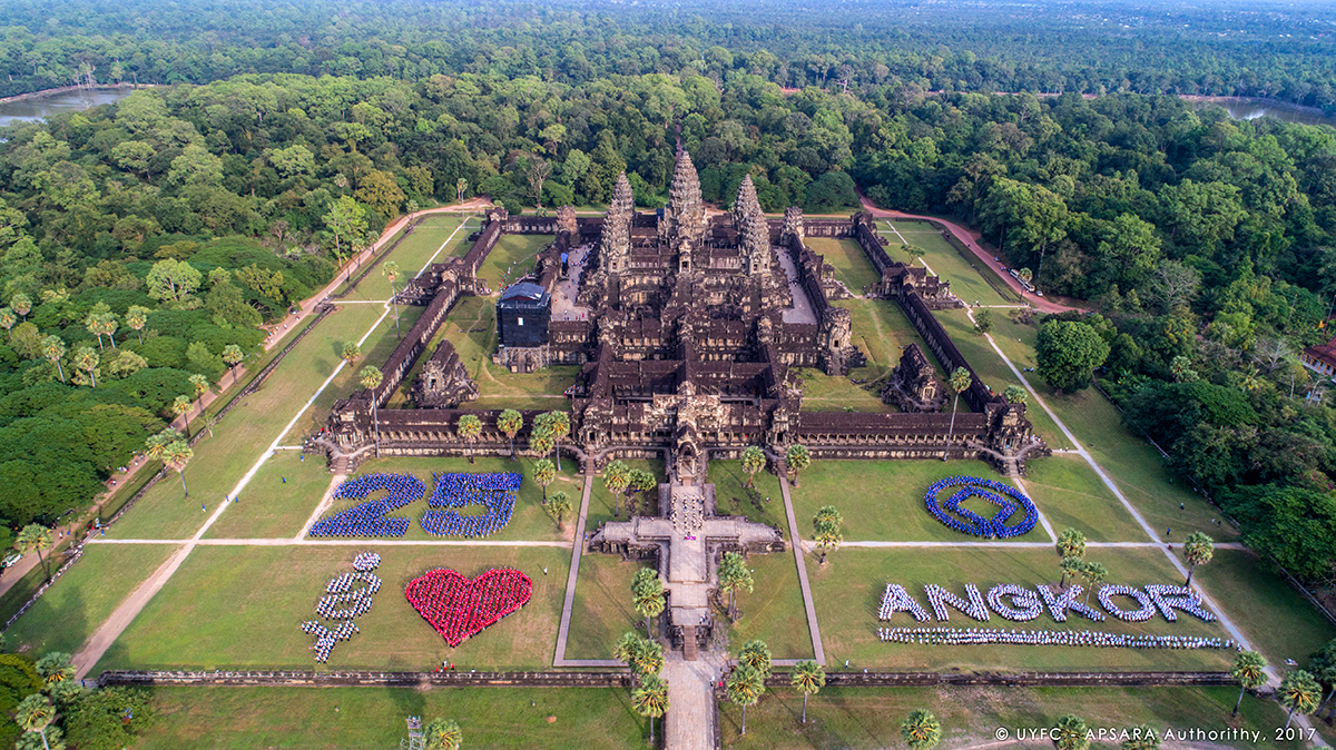 Angkor 25th anniversary